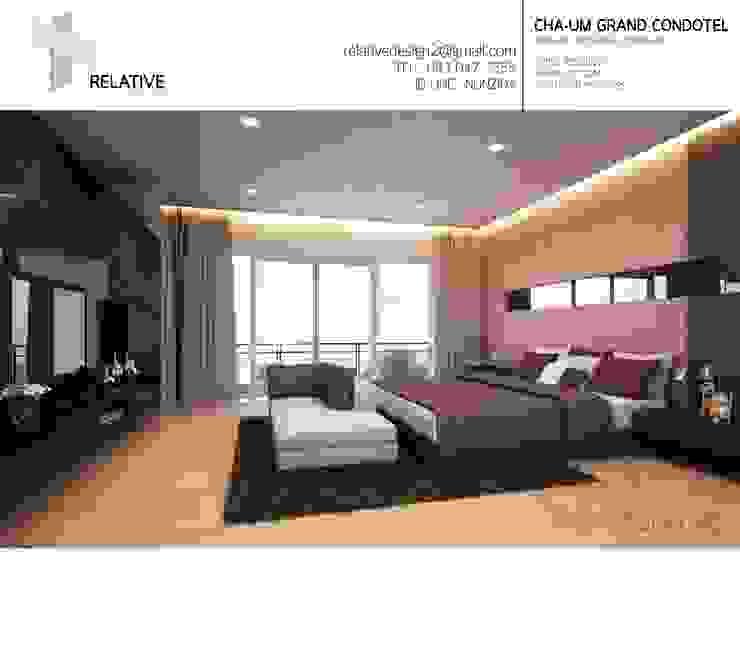ผลงานการออกแบบ โดย Relative Design Studio