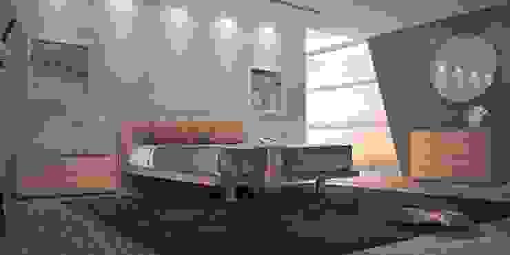 ทันสมัย  โดย Intense mobiliário e interiores;, โมเดิร์น