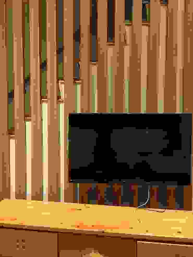 台中 原木宅 根據 核鉅設計 日式風、東方風