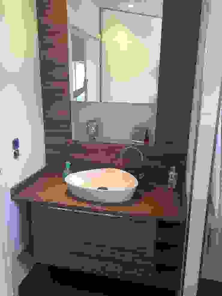 copado GmbH BathroomSinks Wood Brown
