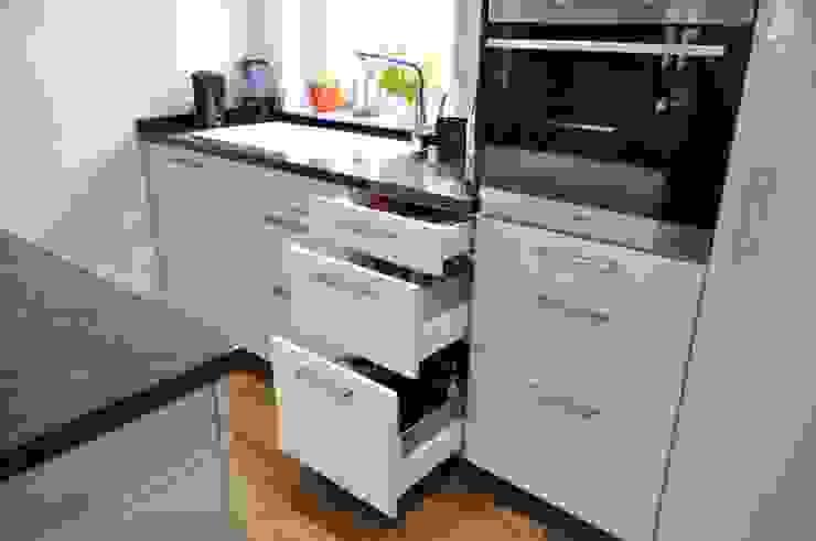 copado GmbH 置入式廚房 White