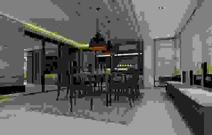 ห้องทานอาหาร โดย dsibox