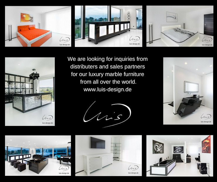 looking for distributers by Luis Design Modern Stone