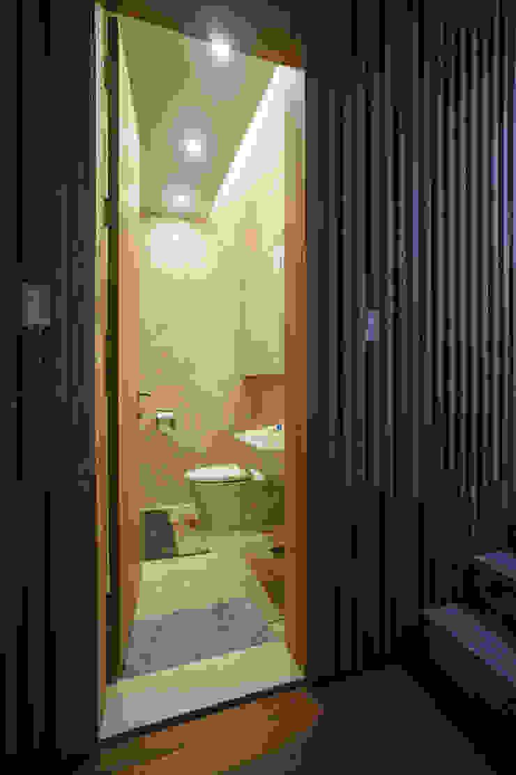 화장실 모던스타일 욕실 by 위즈스케일디자인 모던 타일