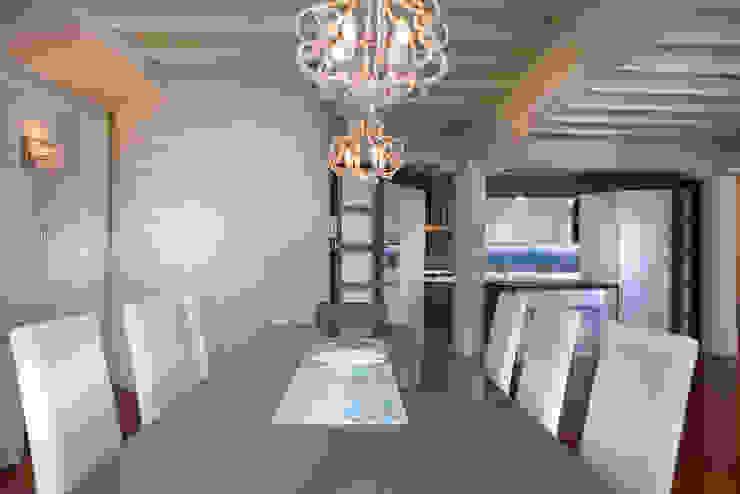 Dining room by Fab Arredamenti su Misura, Modern