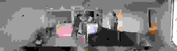 Instalación Cocina - Proceso Cocinas de estilo minimalista de Arquigrafic, c.a. Minimalista