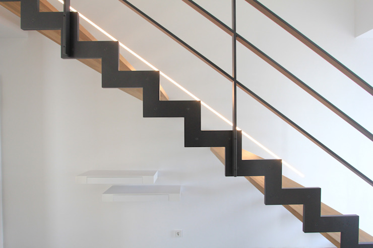 STRICK Architekten + Ingenieure Stairs