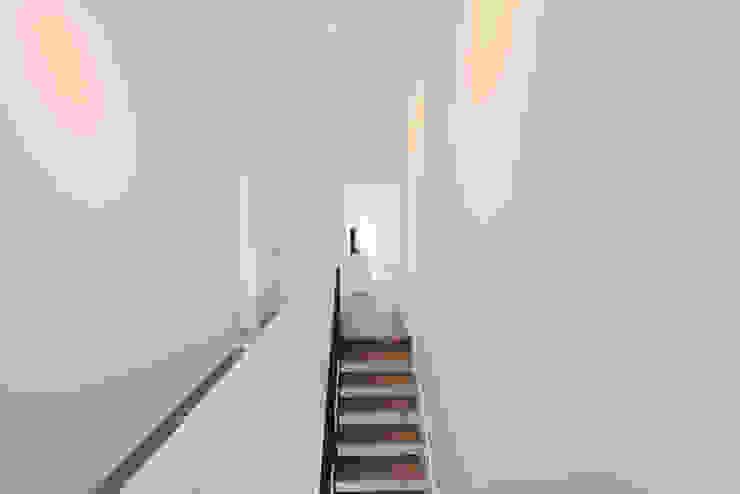 STRICK Architekten + Ingenieure Pasillos, vestíbulos y escaleras de estilo moderno