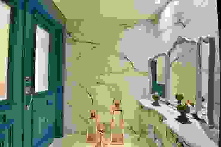 Marcelo Minuscoli - Projetos Personalizados Classic corridor, hallway & stairs