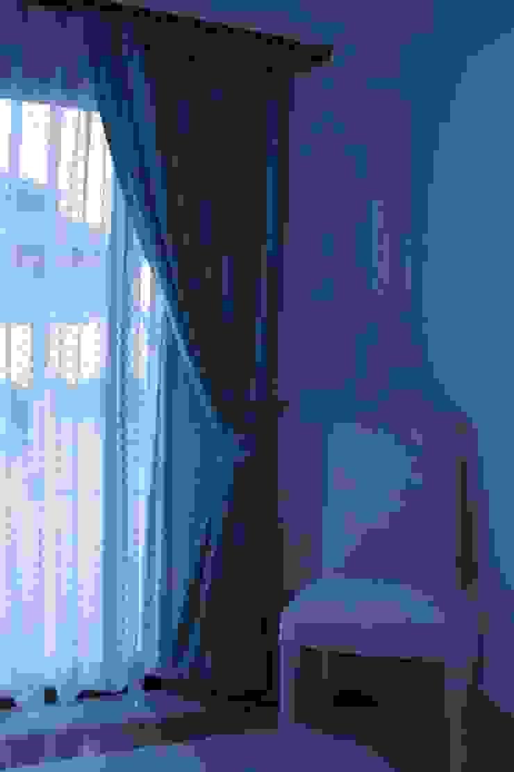 ผ้าม่าน โดย Jibsaa Decor & Design Co.,Ltd 'Phuket Curtain'