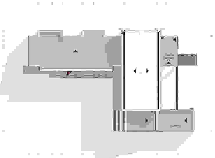 Casa La Buitrera de EXPERIMENTAL ARQUITECTOS S.A.S Moderno