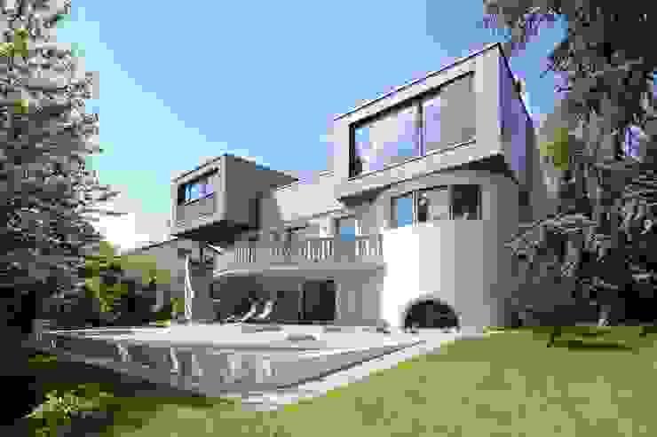 Architekturbüro zwo P Casas modernas