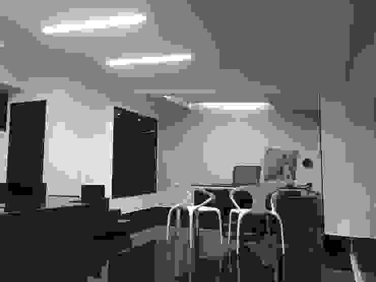 Oficina 717B de EXPERIMENTAL ARQUITECTOS S.A.S Moderno