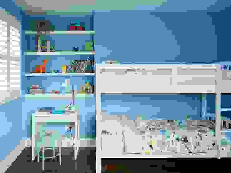 Kids bedroom Brosh Architects Habitaciones modernas