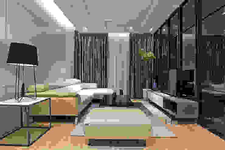 Phòng khách: hiện đại  by Thương hiệu Nội Thất Hoàn Mỹ, Hiện đại