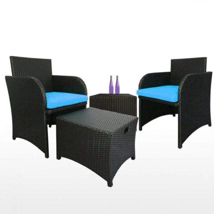 Patio furniture: modern  by Arena Living,Modern