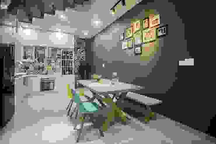 Modern Dining Room by Công ty TNHH Xây Dựng TM – DV Song Phát Modern