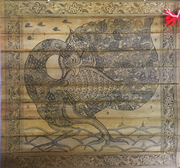 Peacock: asian  by Indian Art Ideas,Asian