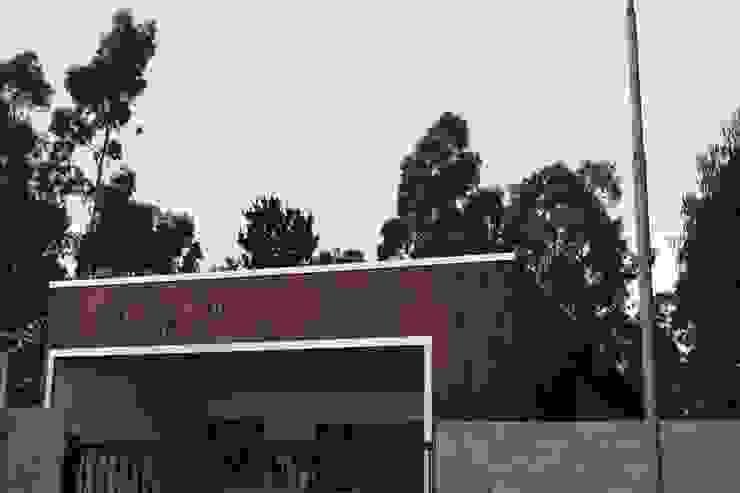 Casas modernas por corner Moderno