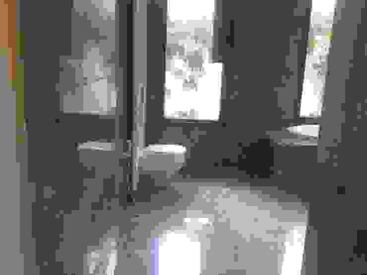 Master bathroom Modern bathroom by ANBN DESIGNS Modern Marble