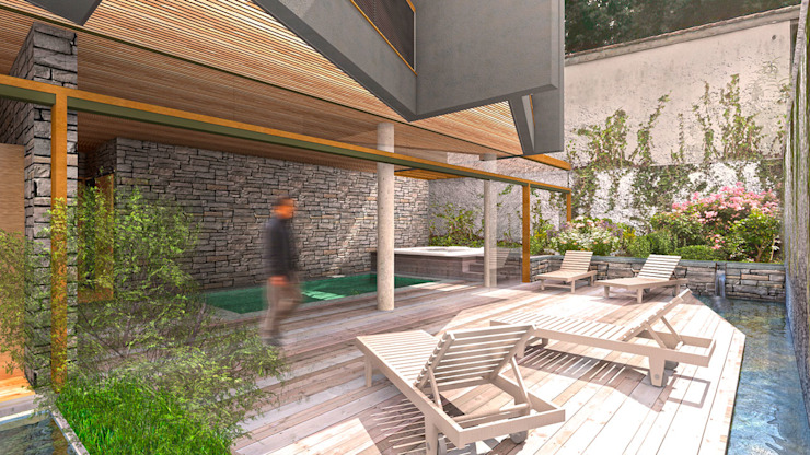 by ODVO Arquitetura e Urbanismo