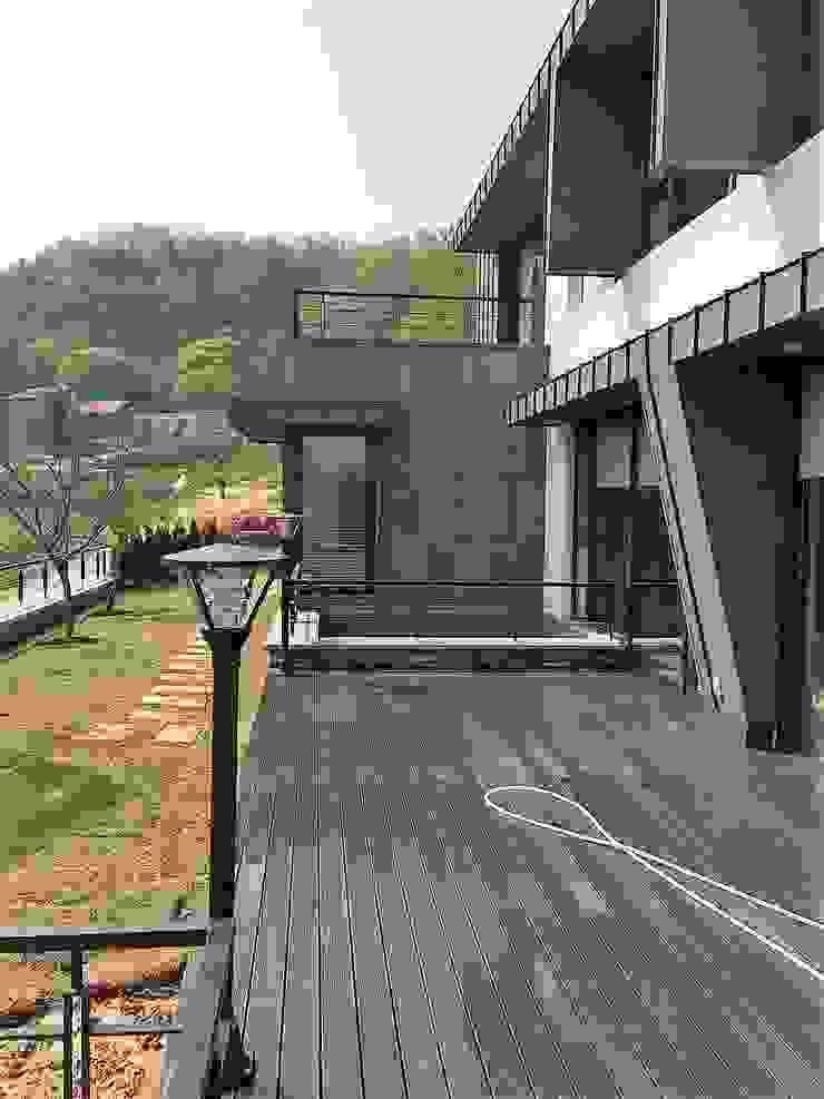 봉곡리주택 by 건축사 사무소 YEHA 모던