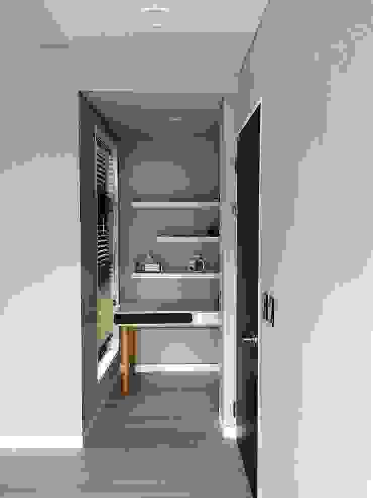 봉곡리주택 모던스타일 미디어 룸 by 건축사 사무소 YEHA 모던