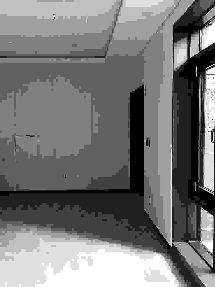 봉곡리주택 모던스타일 서재 / 사무실 by 건축사 사무소 YEHA 모던