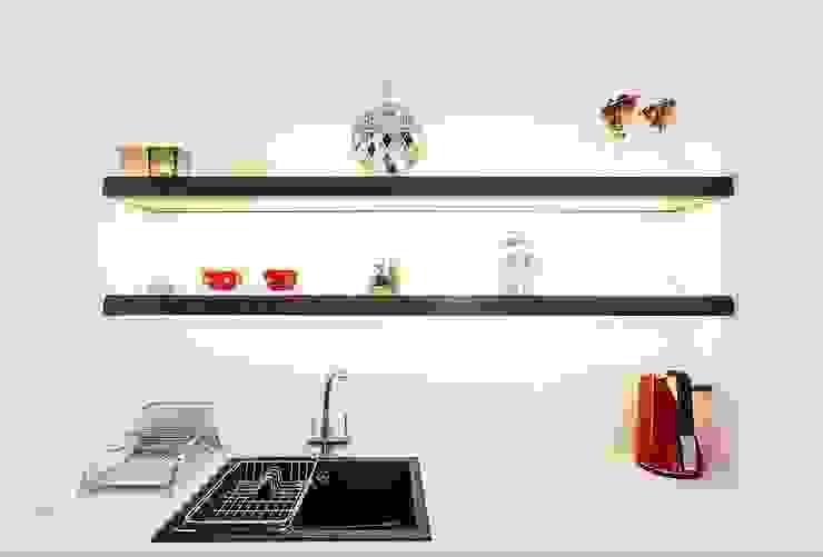 德川名廚 根據 德川名廚 x 系統家具 現代風