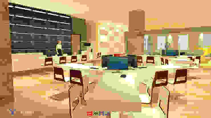 NTUS Library大學圖書館設計案 - 京悅設計 by 京悅室內裝修設計工程(有)公司|真水空間建築設計居研所