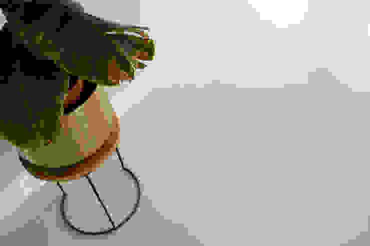 Zandkleurige PU-Mix Gietvloer in Moderne Woning van Motion Gietvloeren Industrieel