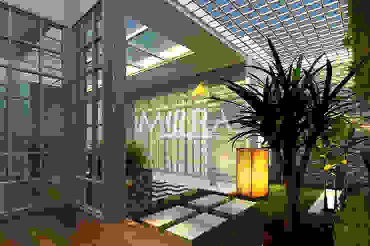 Renovasi Rumah Pribadi Surabaya Oleh Maxima Studio Medan Interior Design & Arsitek Tropis