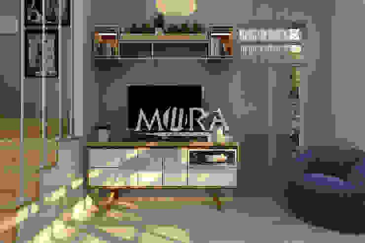 Renovasi Rumah Pribadi Surabaya Oleh Maxima Studio Medan Interior Design & Arsitek Skandinavia