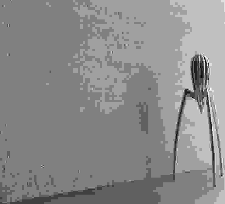 Decorazione materica a parete EVOLUZIONE sc Cucina attrezzata Pietra Beige