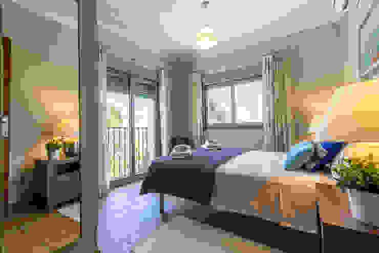 Dormitorio Dormitorios de estilo mediterráneo de Home & Haus | Home Staging & Fotografía Mediterráneo