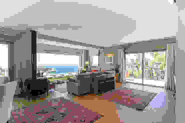 Salón Salones de estilo mediterráneo de Home & Haus | Home Staging & Fotografía Mediterráneo