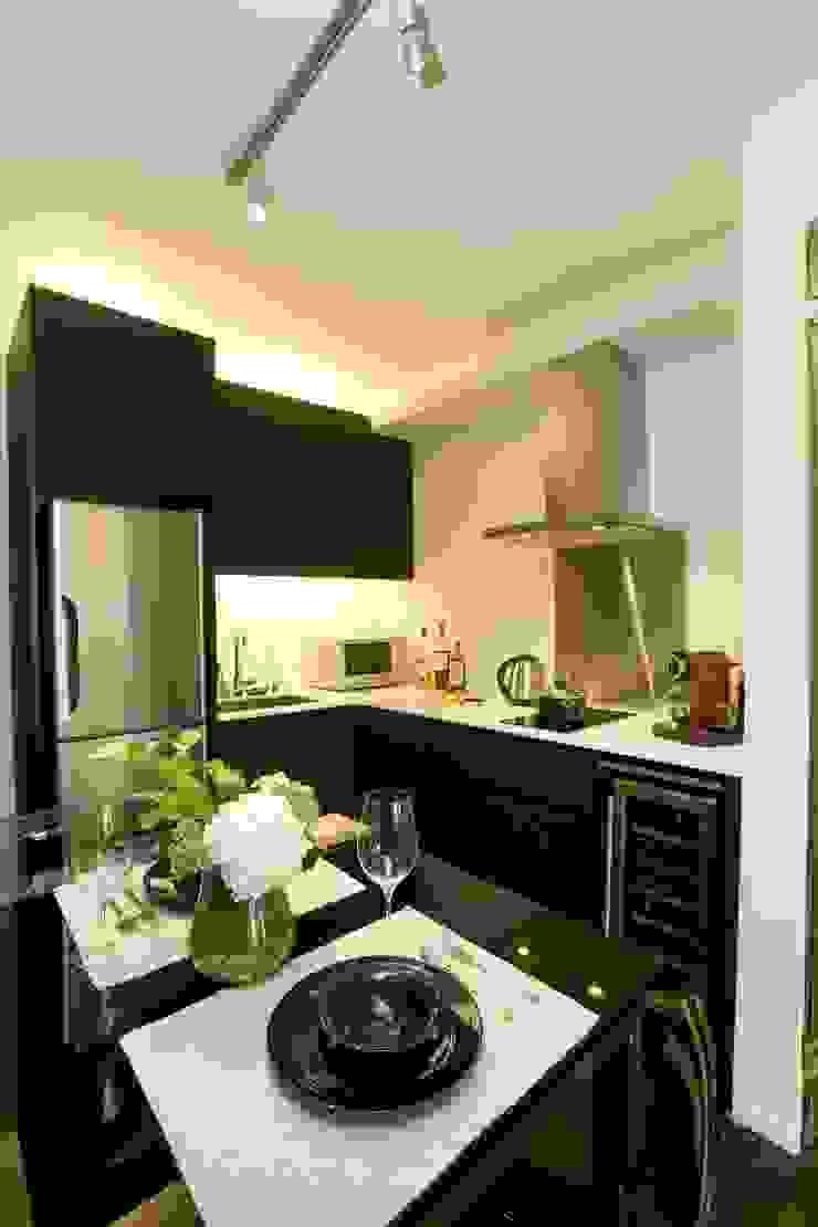 Healthy Garden Modern kitchen by Clifton Leung Design Workshop Modern