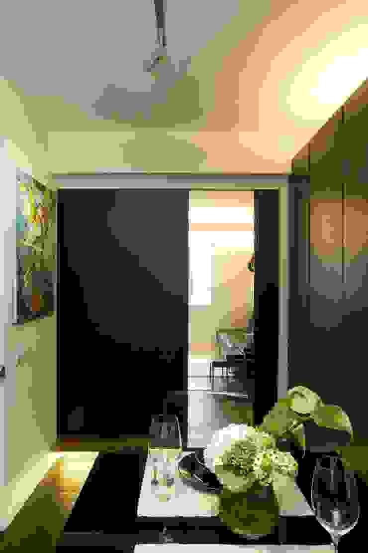 Healthy Garden Modern dining room by Clifton Leung Design Workshop Modern