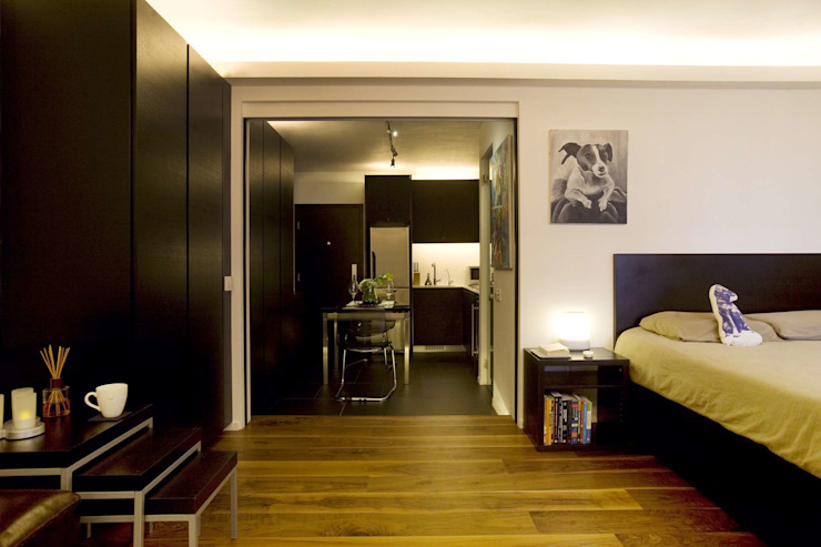 Healthy Garden Modern style bedroom by Clifton Leung Design Workshop Modern