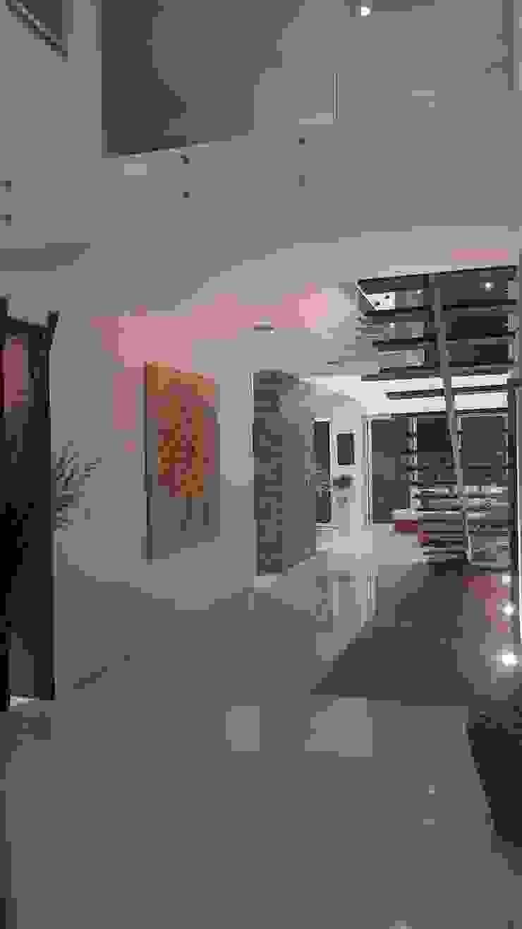 Arki3d Moderne gangen, hallen & trappenhuizen