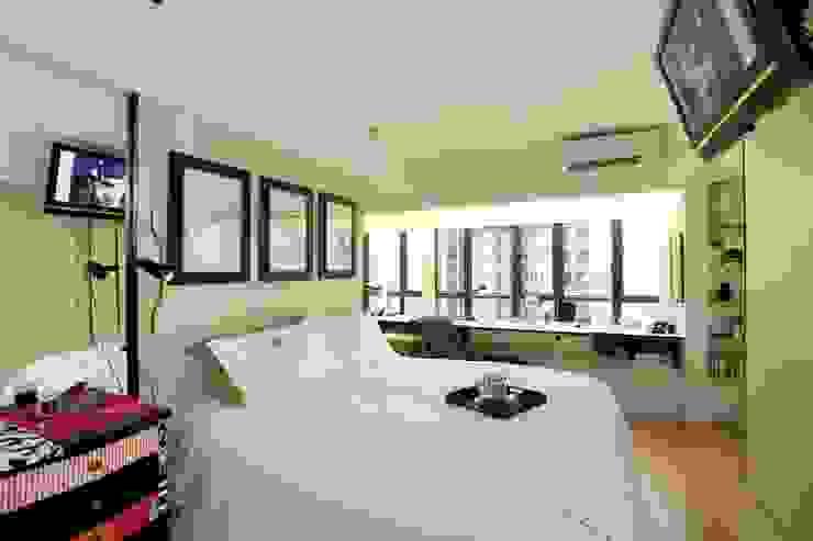 모던스타일 침실 by Clifton Leung Design Workshop 모던
