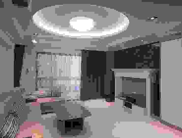 台南 賴宅/古典風格 根據 昱閣室內裝修設計 古典風