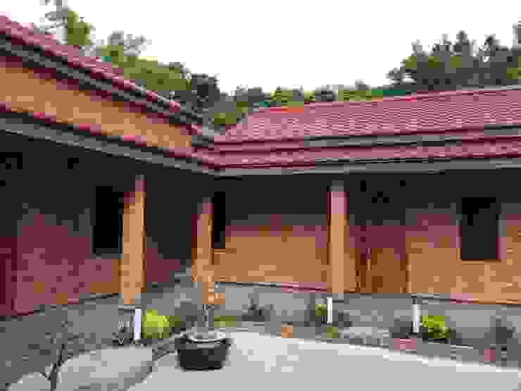 鋼構三合院 根據 台日國際住宅股份有限公司 日式風、東方風
