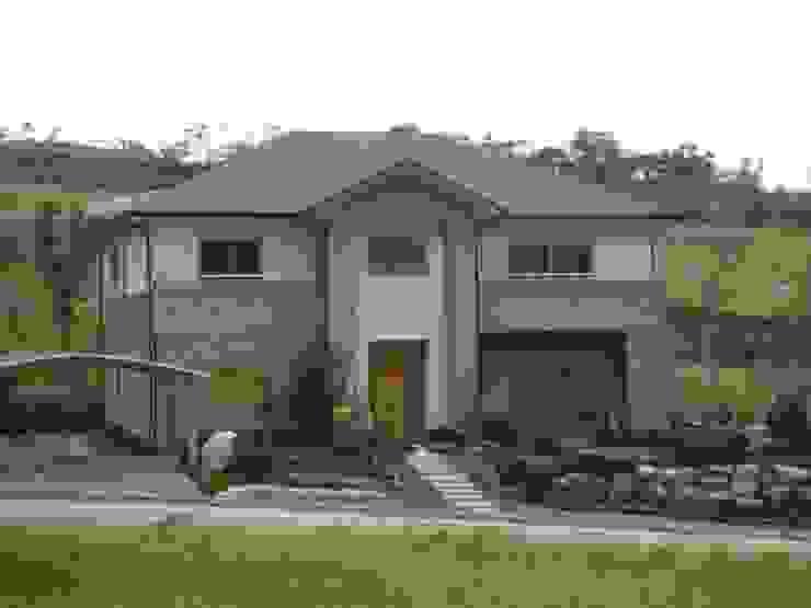 2X4框組壁工法住宅 根據 台日國際住宅股份有限公司 簡約風