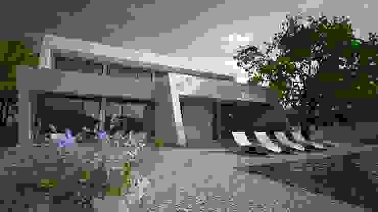 Sintra - SRF Lote 16 por Andreia Anjos - Arquitectura, Design e Construção Moderno