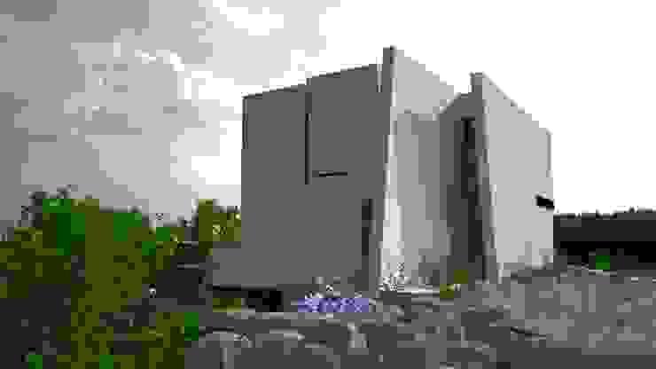 Sintra – SRF # Lote 17 por Andreia Anjos - Arquitectura, Design e Construção Moderno