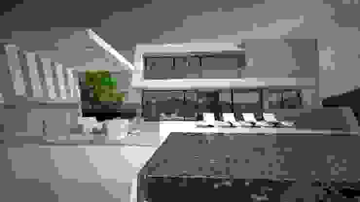 Sintra - SRF # Lote 17 Andreia Anjos - Arquitectura, Design e Construção Moradias