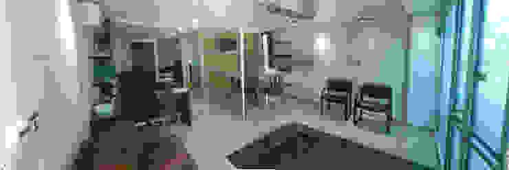 vestibulo oficinas Edificios de oficinas de estilo minimalista de Diseño Aplicado Avanzado de Guadalajara Minimalista
