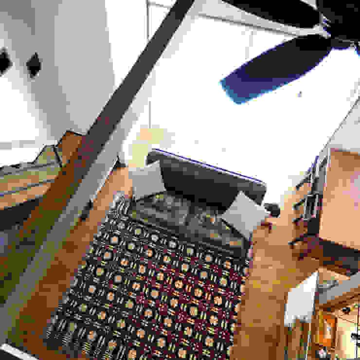 Wohnzimmer von クローバーハウス