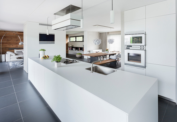 habes-architektur Modern kitchen